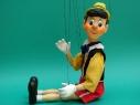 Pinocchio aus der Sammlung