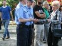 Polizisten-Small Talk