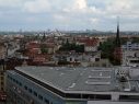 Körnerkiez mit Gropiusstadt am Horizont