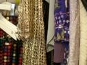 Das handgewebte Messingfäden-Kleid aus Persien