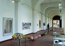 Blick in die Galerie im Körnerpark. Foto: Muhammed Lamin Jamada