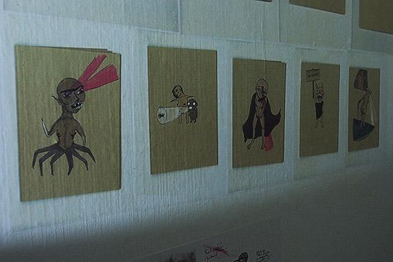 Zombiekinder, Krabbeltiere und Propheten der Dunkelheit