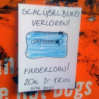 Notes of Neukölln: Frühlingsgezwitscher