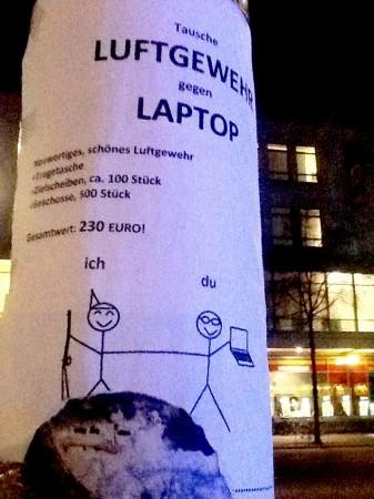 Entdeckt von ALEAN B. am Hermannplatz in Neukölln.