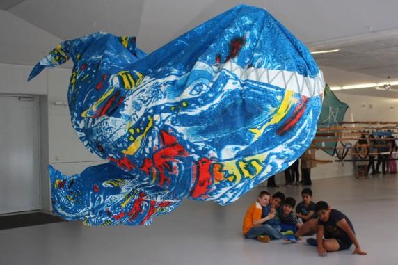 Blue Whale, Foto: Julia Lohmann Garcia