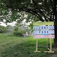 Abenteuerspielplatz für junge Stadtutopisten