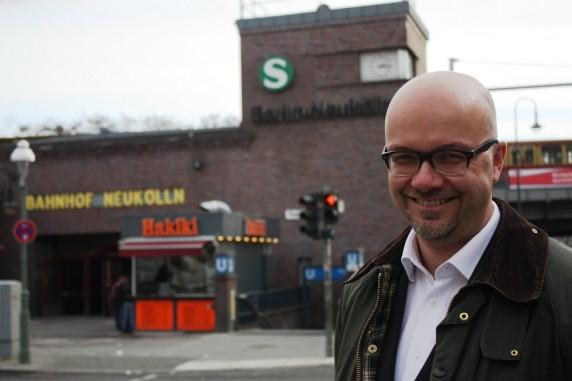 Fritz Felgentreu, MdB, stellv. Landesvorsitzender SPD Berlin