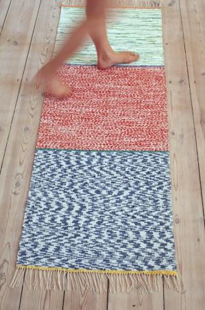 Teppichdesign: Moa Hallgreen