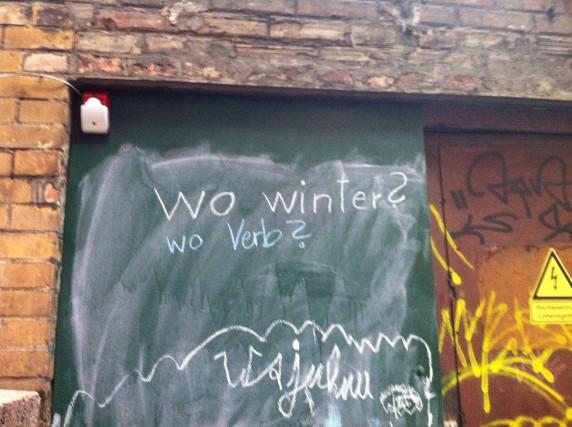 Endeckt von FREESTYLER im Hinterhof in der Kienitzer Straße
