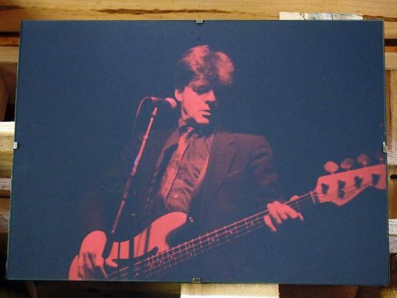 John Barry am Bass