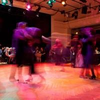 Tanzen bis das Harmonium verstummt
