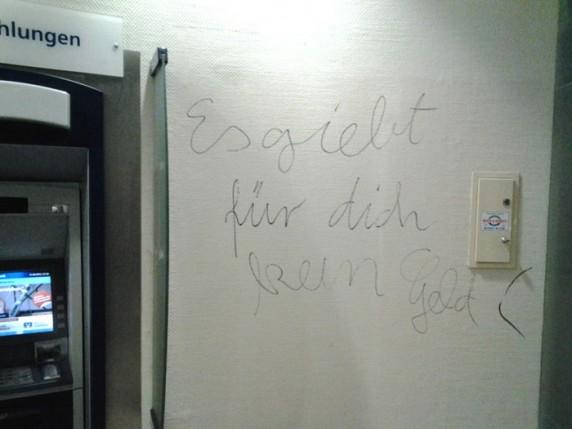 Entdeckt von Jan am U-Bahnhof Boddinstraße.