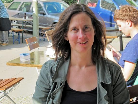 Kathrin Röggla (Foto: Cara Wuchold)