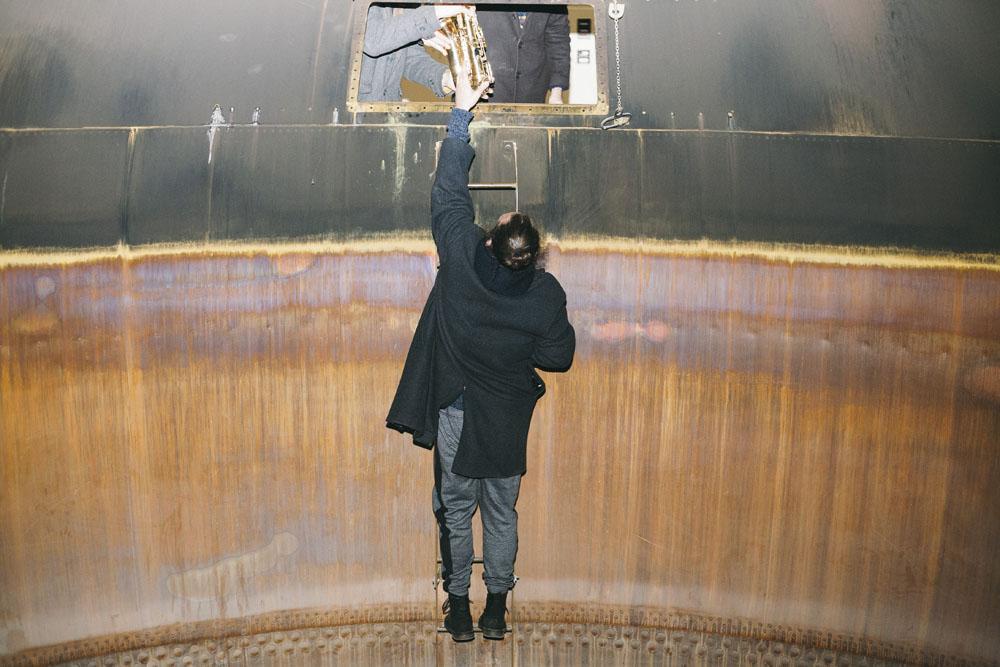 Auch Jay Zs Wohnzimmer Soll Eine Pastorale Akustik Haben