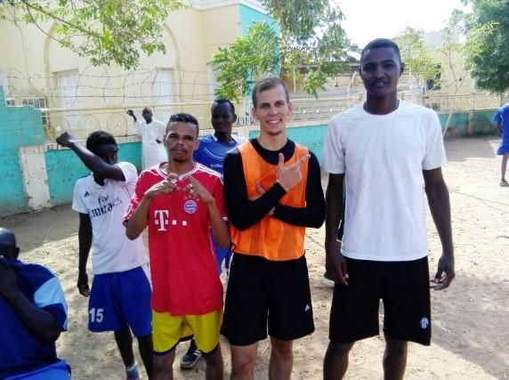 05.09.15 - Omer, Algaili, Walid & DF 16.04.35 (Fotos: Dennis France)