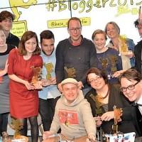 Der Goldene Blogger 2015: Yeah!