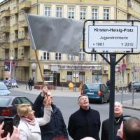 Kirsten-Heisig-Platz: wichtige Anerkennung oder Provokation?