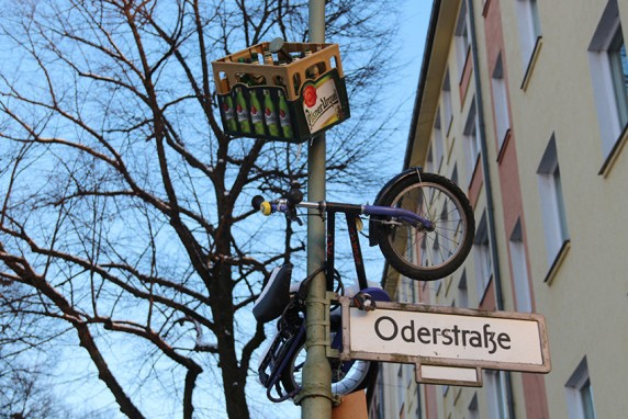 Oder-/Ecke Herrfurthstraße