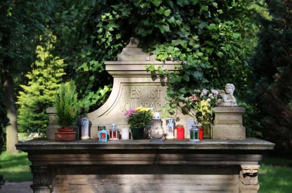 Friedhof Hermannstraße