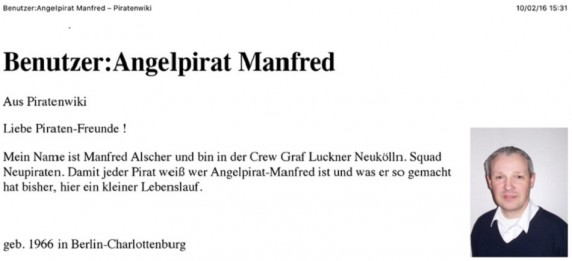 Screenshot PiratenWiki