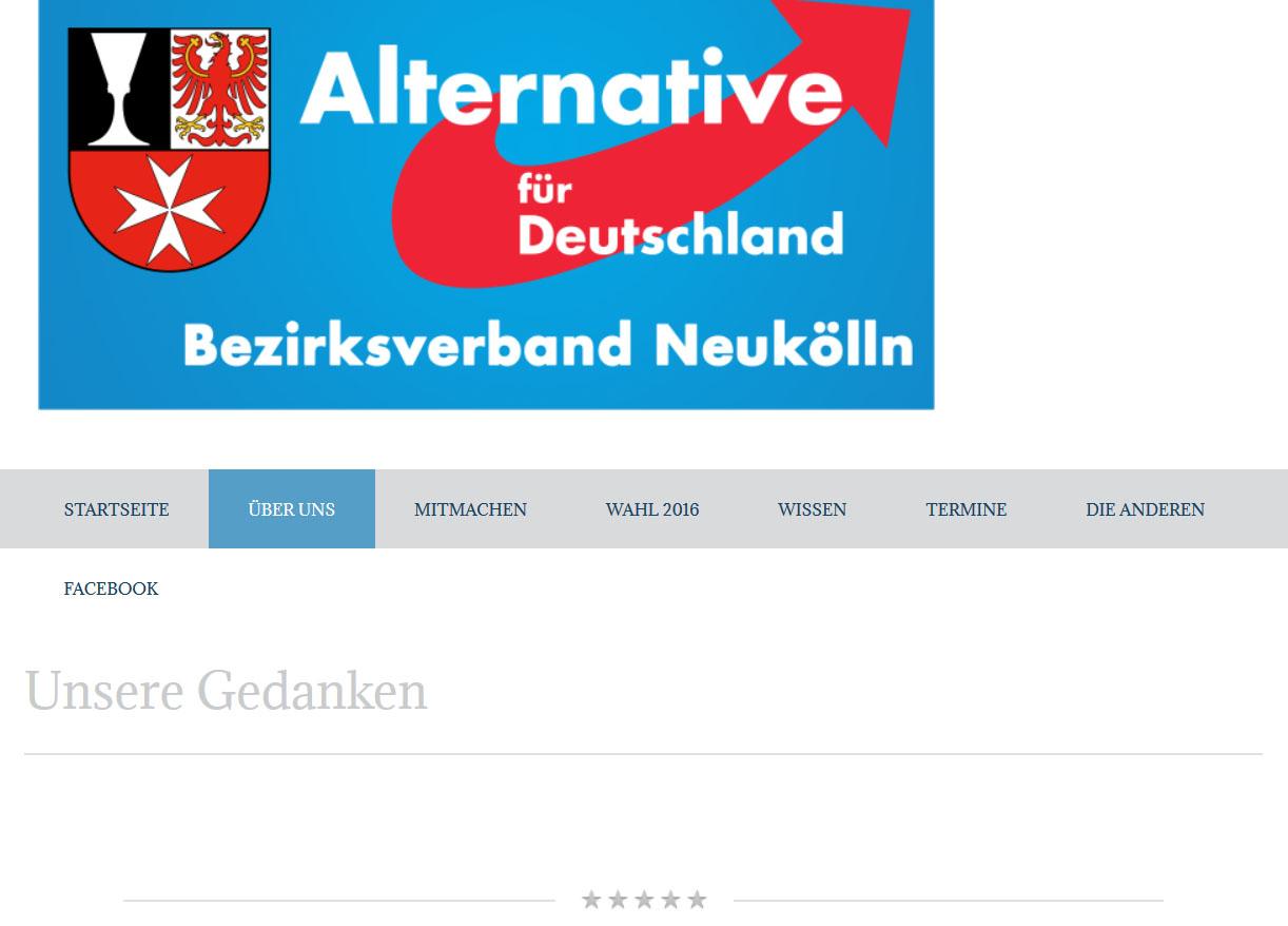 AfD-Neukölln: Alternative für verprellte Linke?
