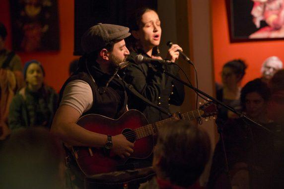 1. Festival fuer jiddische Kultur in Neukoelln