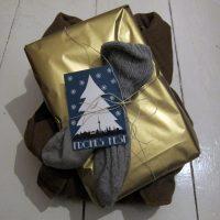 Weihnachtspakete für Obdachlose