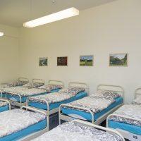 Neue Notunterkunft für Obdachlose