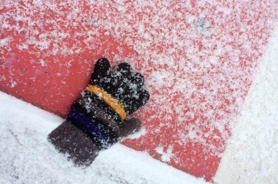 Kaltes Händchen? Verlorene Handschuhe überall