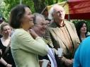 Christina Rau (Schirmherrin), Heinz Buschkowsky (Bürgermeister), Klaus Lehnert (Päd. Leiter Campus Rütli)