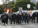 Pro-Deutschland-Demonstranten