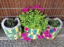 13-32 Blumenpotte