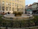 Rathausbrunnen heute