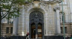 Amtsgericht Tiergarten, zuständig für straffällig gewordene Neuköllner Jugendliche