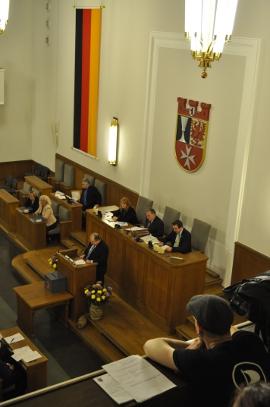 Heinz Buschkowsky unter Piratenbeobachtung
