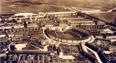 Hufeisensiedlung Luftaufnahme um 1930-31