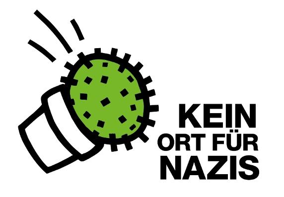 Logo: Kein Ort für Nazis