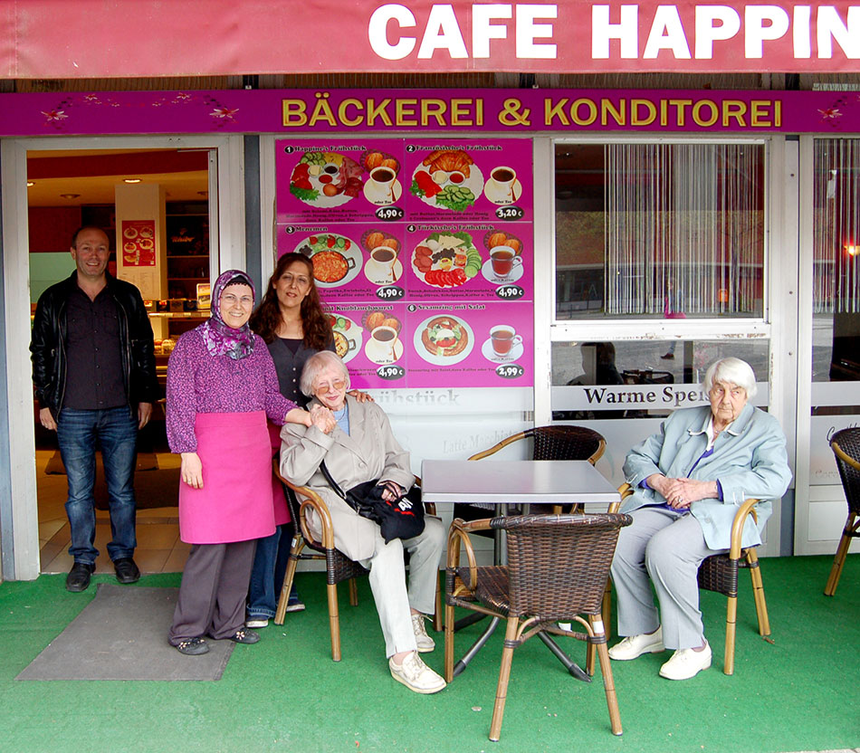 Wo Gibt Es Cafes In Berlin
