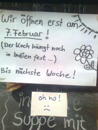 Entdeckt von PHIL ART in der Fuldastraße.