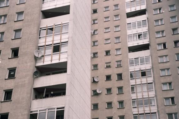 Die Weiße Siedlung gibt es seit den 70erJahren. Foto: Hiroyuki Koshikawa