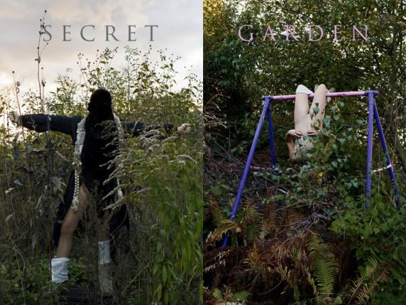 Miriam Wuttke Secret Garden