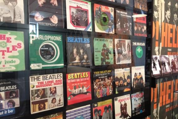 Vinylausstellung Museum Neukölln