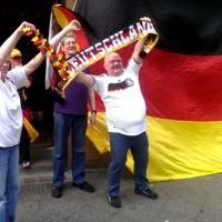 Neukölln feiert Weltmeister