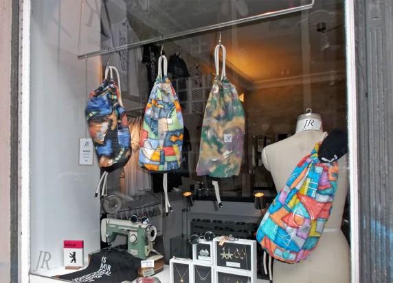 Schaufenster JR Sewing