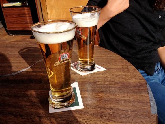 Auf ein Bier ... oder auch zwei, oder drei .... bei Simone.