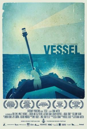 Filmplakat Vessel
