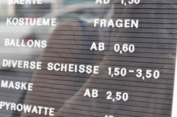 Entdeckt von Louisa in der Hermannstraße.