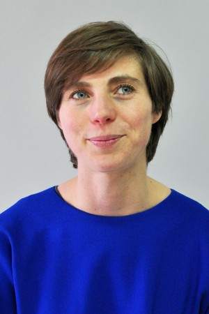 Isabelle Dechamps, Gründerin von be able.