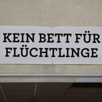 """""""Wir nehmen grundsätzlich keine Flüchtlinge an"""""""