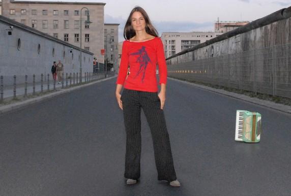 Annika Krump aka AnniKa von Trier (Foto: Thea Weires)